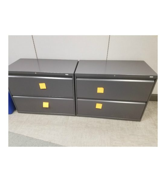 Used HON 700 Series 2 Drawer 36 Wide Lateral File