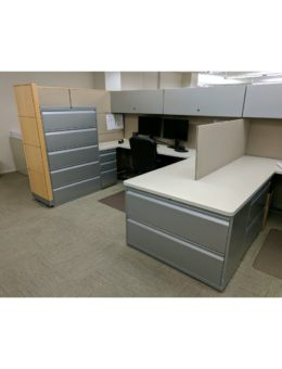 Knoll Dividends 7×8 Cubicle Workstations Gently USED